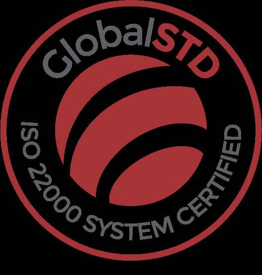 Logo Certificado ISO 22000