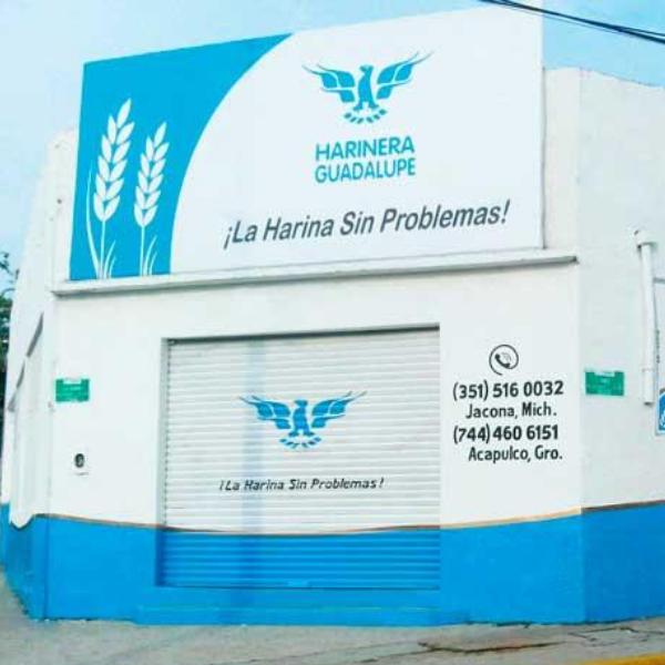 Harinera Guadalupe, CEDI Acapulco
