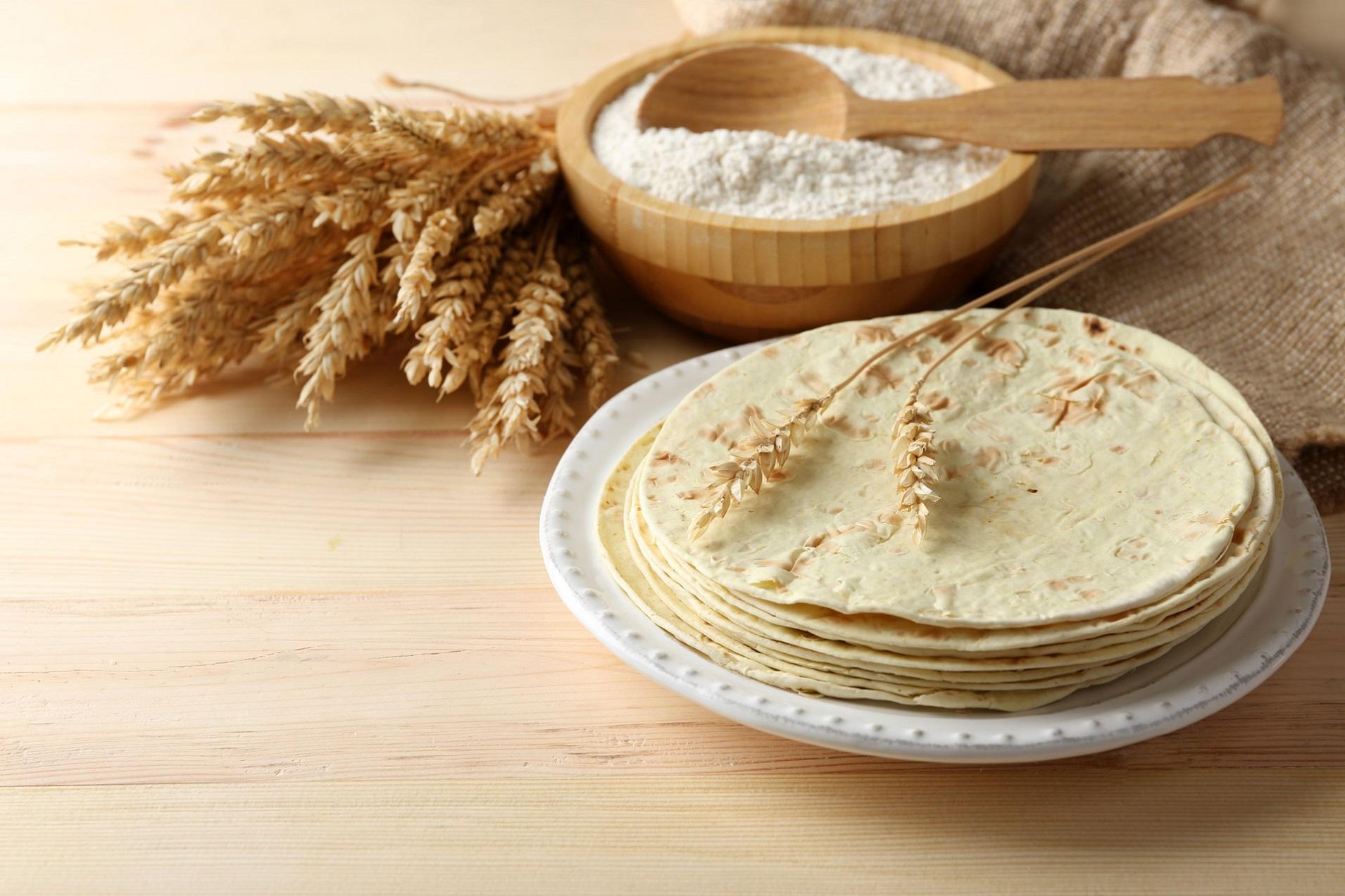 Harinera Guadalupe, Tortillas de Harina